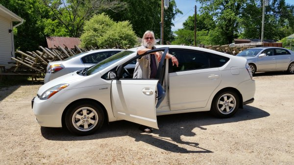 My New Old Prius Elio Owners