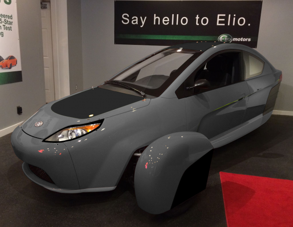 Toyota Fayetteville Nc >> What Color Elio Are You Getting? | Page 14 | Elio Owners