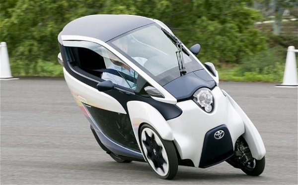 toyota i road tilting three wheeler elio owners. Black Bedroom Furniture Sets. Home Design Ideas