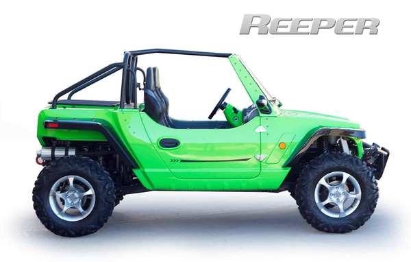 Oreion Reeper | Elio Owners